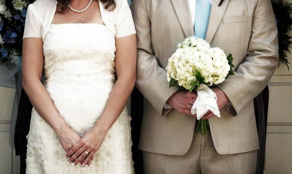 Marina and brent wedding