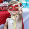 Max is 3! {Superhero Party}